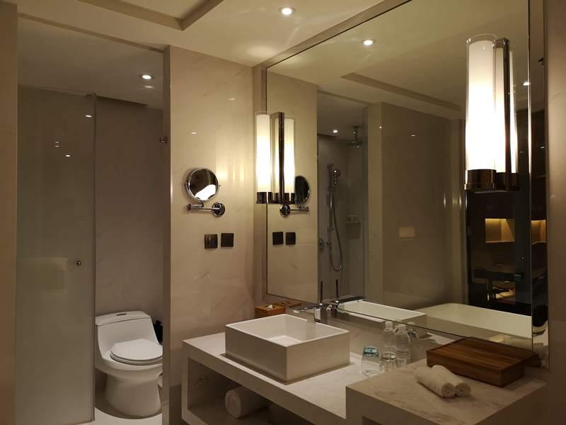 courtyardchangfeng24 Shanghai-上海蘇寧環球萬怡酒店 據說白金必升套房