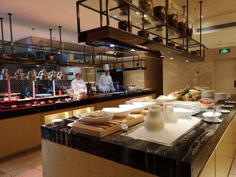 courtyardchangfeng30 Shanghai-上海蘇寧環球萬怡酒店 據說白金必升套房