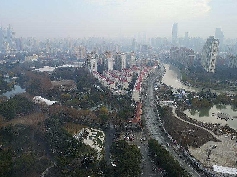 jwmarriottchangfeng23 Shanghai-上海新發展亞太JW萬豪 CP值超高