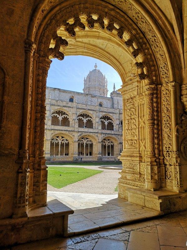 lisbonmosteiro20 Lisboa-里斯本貝倫區 哲羅姆派修道院 世界文化遺產 融合各種風格的美麗建築...