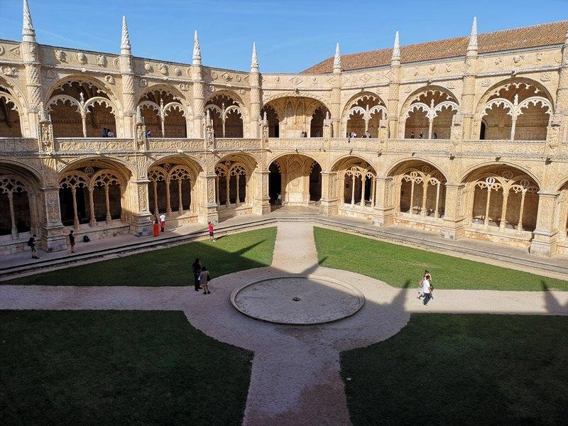 lisbonmosteiro30 Lisboa-里斯本貝倫區 哲羅姆派修道院 世界文化遺產 融合各種風格的美麗建築...