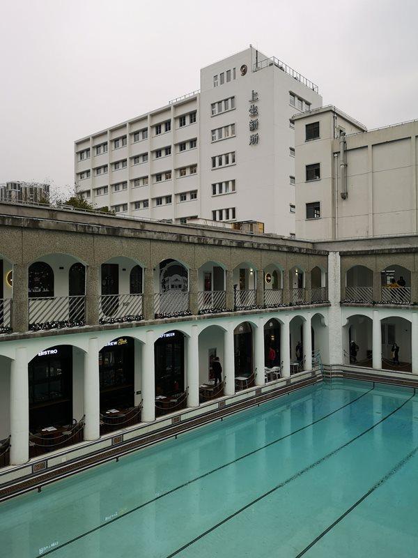 shanghaibio15 Shanghai-上生新所 上海最新老建築新風味 網紅泳池超人氣