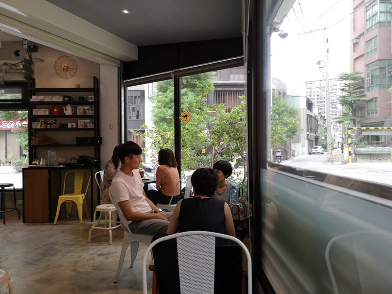solocafe10 桃園-藍色是憂鬱 一個人的Solo Coffee