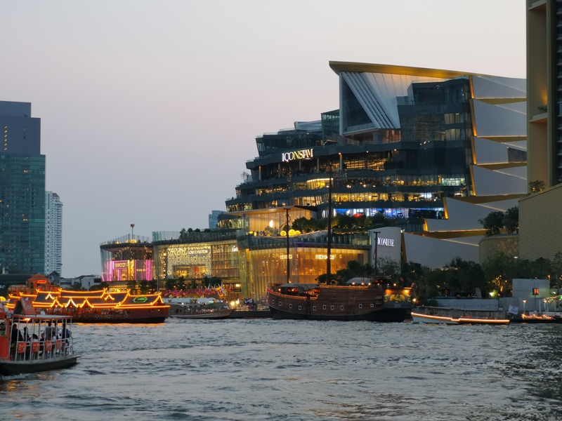 CPYcruise211503 Bangkok-曼谷Chao Phraya Princess昭披耶河公主號 有吃有玩賞美景