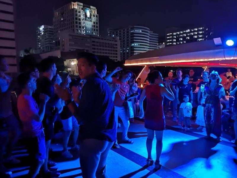 CPYcruise211525 Bangkok-曼谷Chao Phraya Princess昭披耶河公主號 有吃有玩賞美景