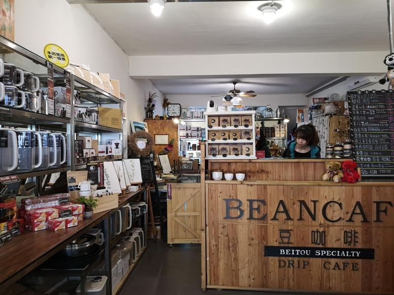 beancoffee03 北投-豆咖啡 捷運軌道下隱密咖啡館 單品選擇多