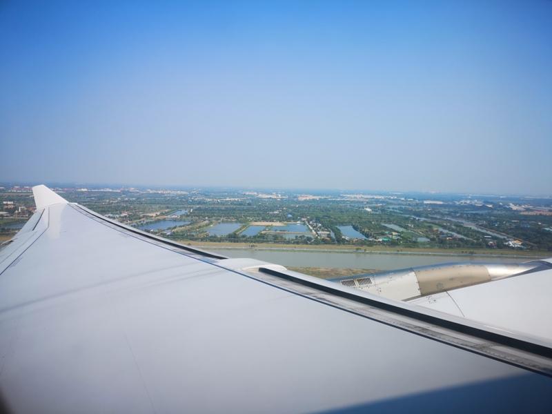 flybkkbkk2525 201902過年曼谷避寒 好久沒有國泰了
