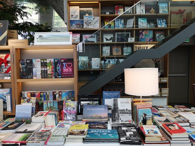 openhouse16 Bangkok-曼谷精品百貨Central Embassy最美的書店Open House
