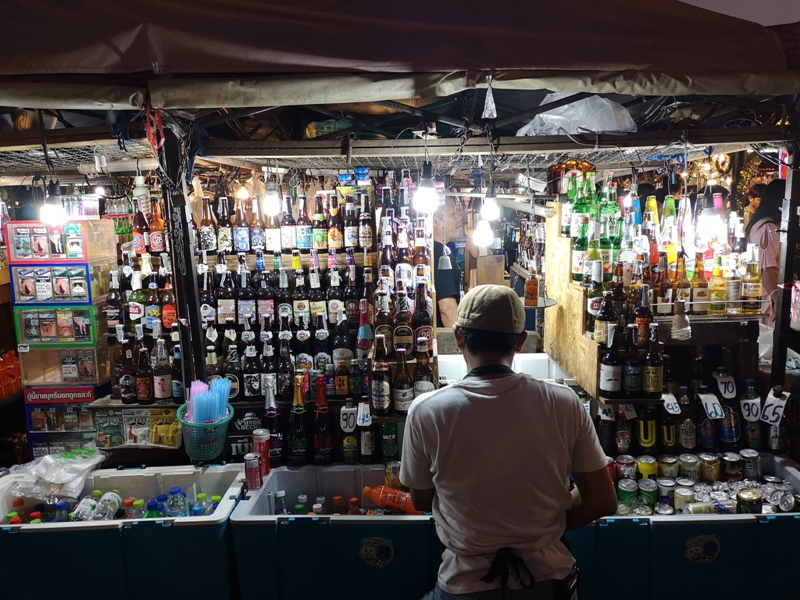 ratchadanightmarket08 Bangkok-拉差達火車夜市Train Night Market Ratchada 交通方便好吃好逛好買