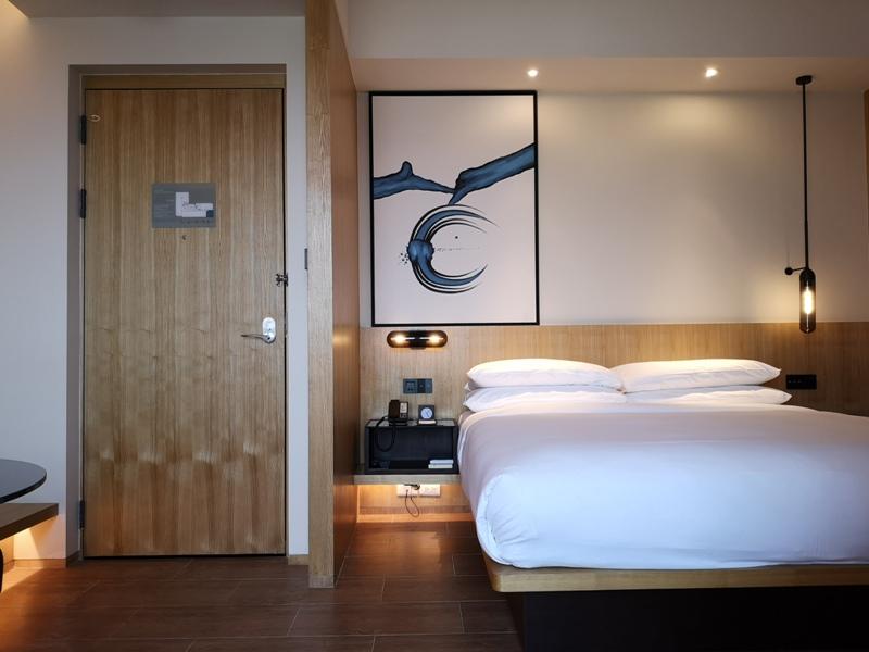 fairfieldtaichung23 西屯-台中萬楓Fairfield by Marriott 簡單平實新的就是好住 一夜好眠隔音小問題