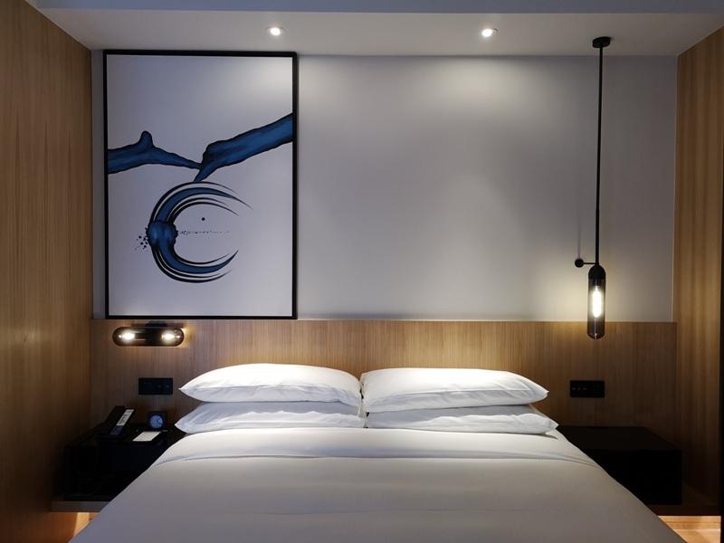 fairfieldtaichung26 西屯-台中萬楓Fairfield by Marriott 簡單平實新的就是好住 一夜好眠隔音小問題