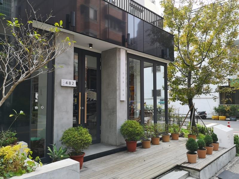 hitomicoffee03 南屯-Hitomi喜德盛 賣眼鏡也賣咖啡 Loft風簡單超好拍