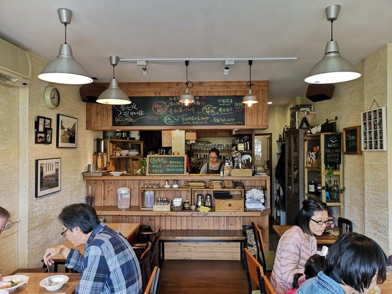 paucafe06 北投-來北投泡咖啡 溫泉區也有好茶喝