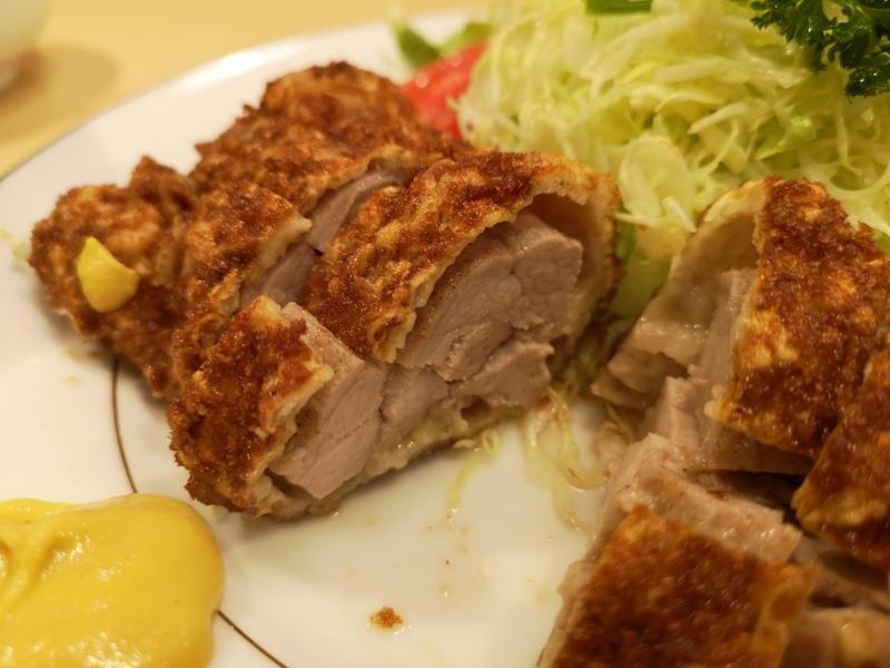 tonki0111 Komagome-とんき駒込站旁人氣炸豬排