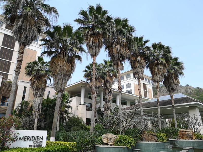 lemeridienxiamen06 Xiamen-廈門艾美酒店 簡單舒適城市度假風