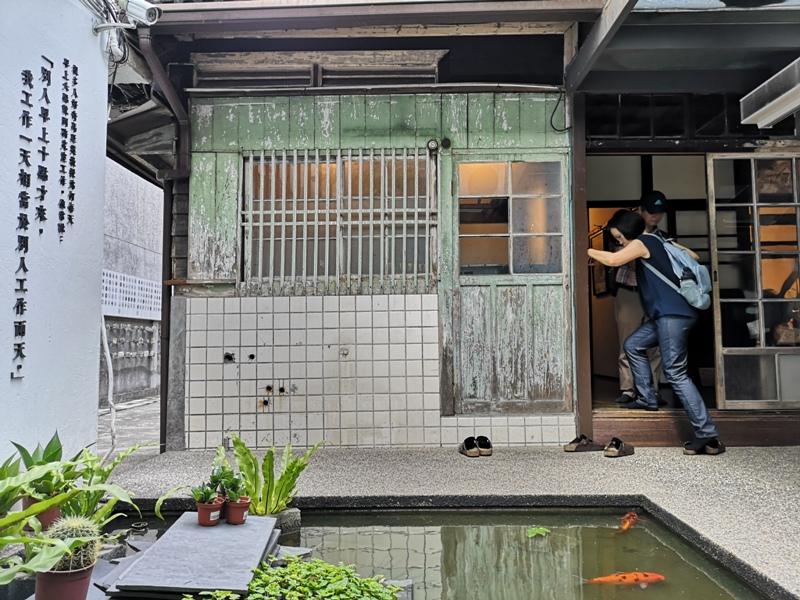 qingtien32 大安-青田七六 靜謐的日式歷史建築 在古蹟中喝午茶