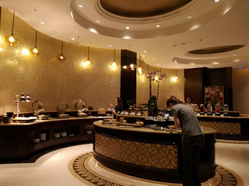 macaosheraton46 Macao-澳門金沙城喜來登酒店 超大的酒店簡單樸實的裝潢