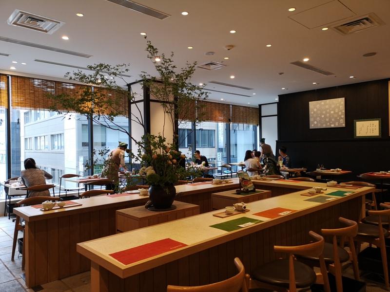 nakamura03 Ginza-中村藤吉 GSIX中馳名日式茶點店 濃茶葛餅的搭配超有戲...苦澀中帶著甘甜的美好
