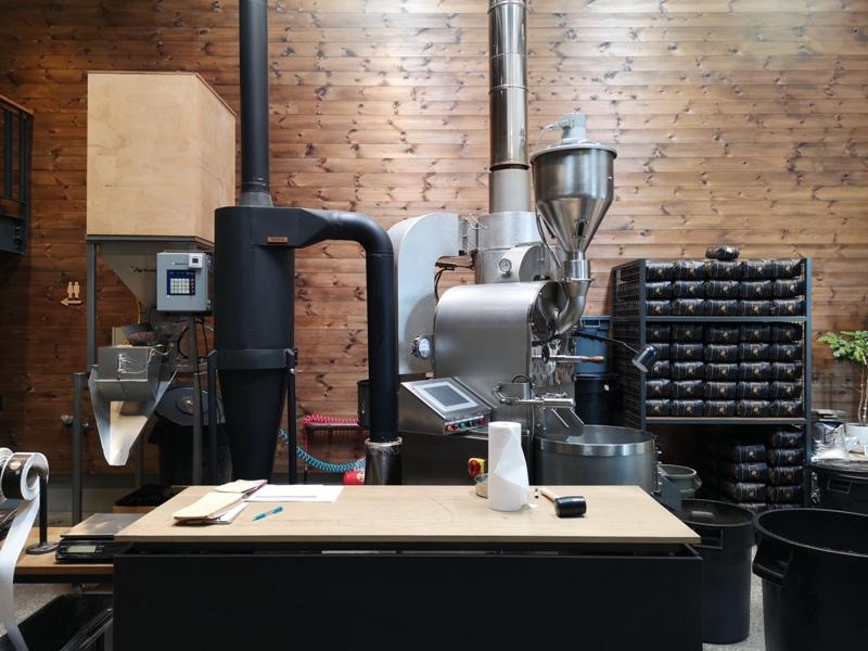 allpress09 Kiyosumi Shirakawa-來自紐西蘭Allpress Espresso各國咖啡聚集清澄白河