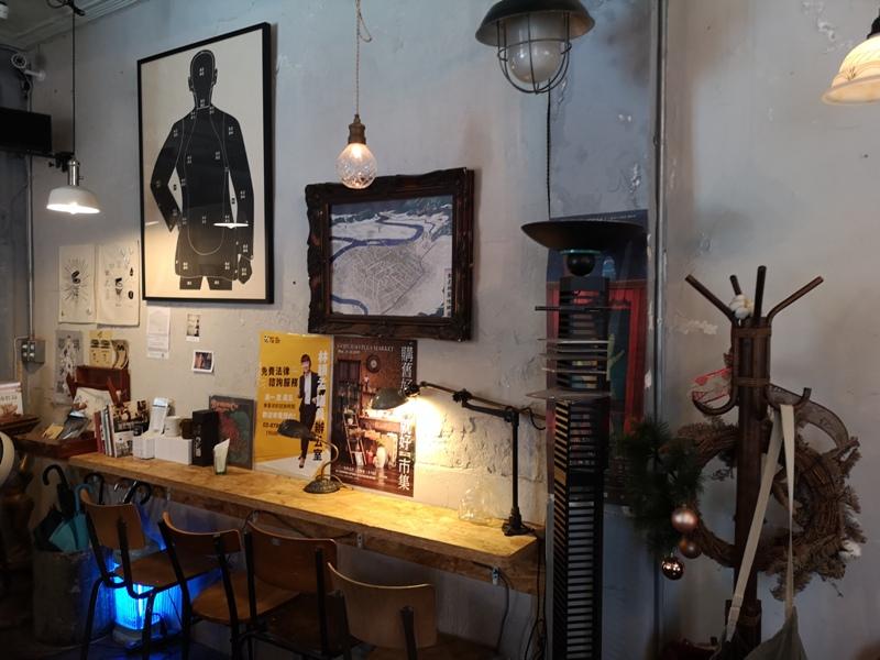 congrats07 大安-Congrats Cafe信義安和站旁 不起眼但可愛的舒服小店
