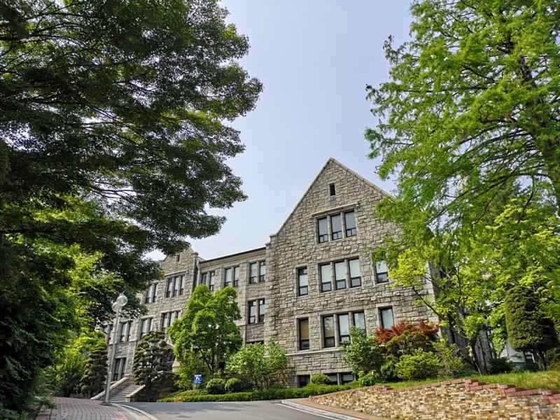 ewhau18 Seoul-梨花女子大學 韓國名校首爾必訪 優雅美麗的校園景色慢慢逛