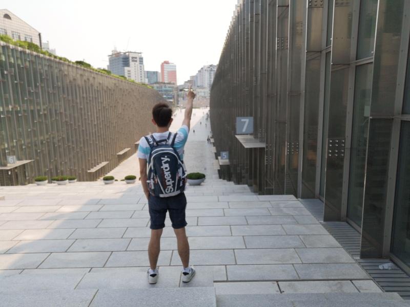 ewhau24 Seoul-梨花女子大學 韓國名校首爾必訪 優雅美麗的校園景色慢慢逛