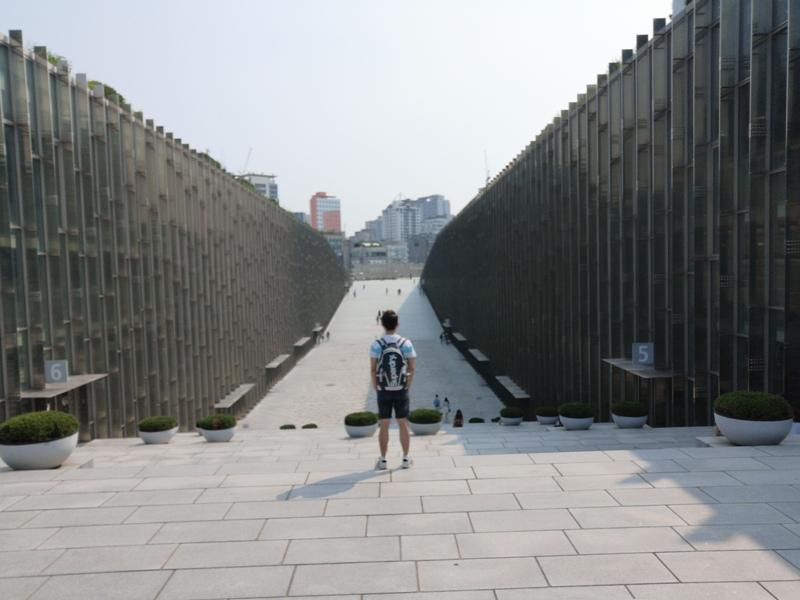 ewhau25 Seoul-梨花女子大學 韓國名校首爾必訪 優雅美麗的校園景色慢慢逛