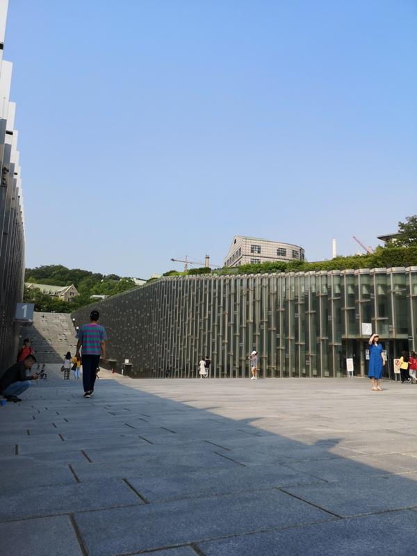 ewhau31 Seoul-梨花女子大學 韓國名校首爾必訪 優雅美麗的校園景色慢慢逛