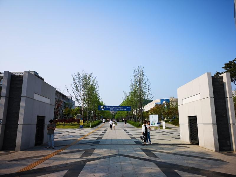 ewhau36 Seoul-梨花女子大學 韓國名校首爾必訪 優雅美麗的校園景色慢慢逛
