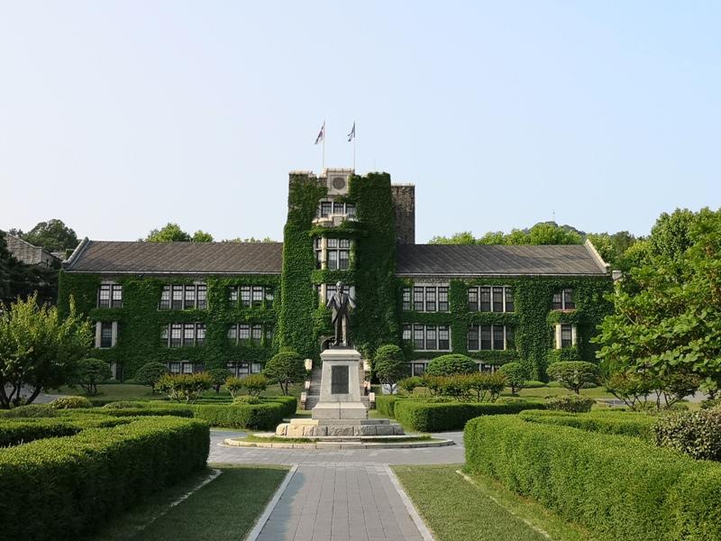 ewhau41 Seoul-梨花女子大學 韓國名校首爾必訪 優雅美麗的校園景色慢慢逛
