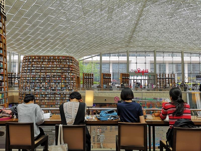 starfieldlibrary11 Seoul-首爾IG打卡熱點COEX MALL Starfield Library星空圖書館 超好拍