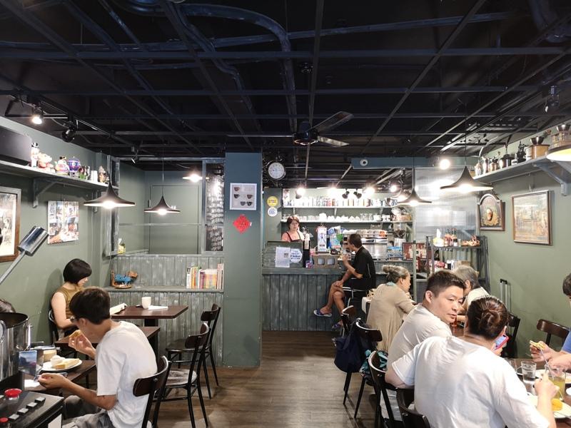 myron05 中山-Myron cafe赤峰街居家小店早餐好吃 手沖咖啡清爽好喝