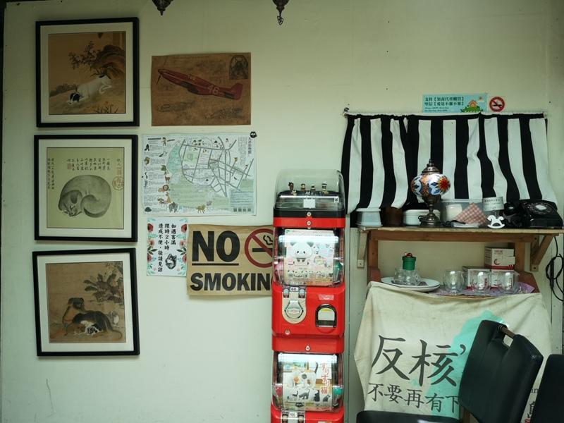 uglycoffee08 大溪-丑咖啡 帶毛小孩一起來 友善寵物帶著復古風的咖啡館