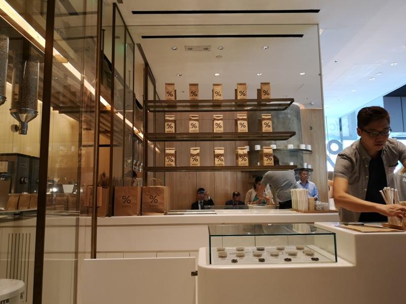 arabicaifc08 HK-% Arabica IFC 只賣好咖啡的好喝咖啡