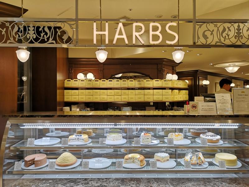 harbs01 Tennoji-Harbs(天王寺近鐵百貨)日本甜點必吃 爽口化在心裡的水果千層