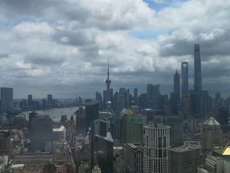 leroyalmeridien5834 Shanghai-上海世茂皇家艾美 地點超優...市中心慢慢逛