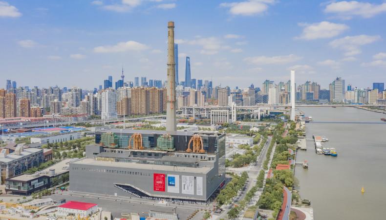 powerofart02 Shanghai-上海當代藝術博物館Power Station of Art 石上純也Free Architecture自由建築展