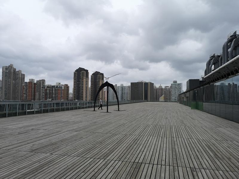 powerofart41 Shanghai-上海當代藝術博物館Power Station of Art 石上純也Free Architecture自由建築展