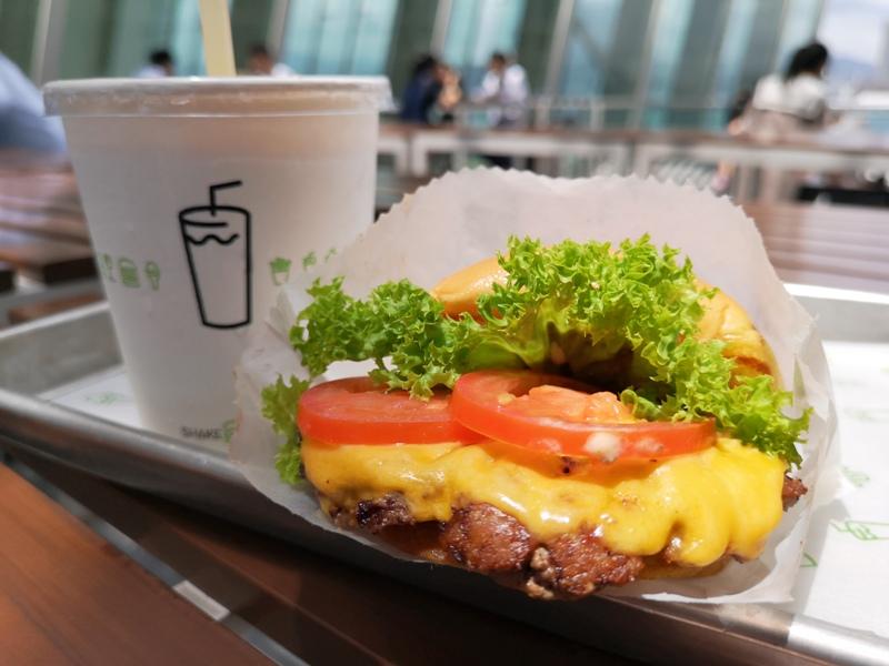 shakeshackifc14 HK-Shake Shack IFC 最潮也好吃的漢堡店 人氣滿分口味一流