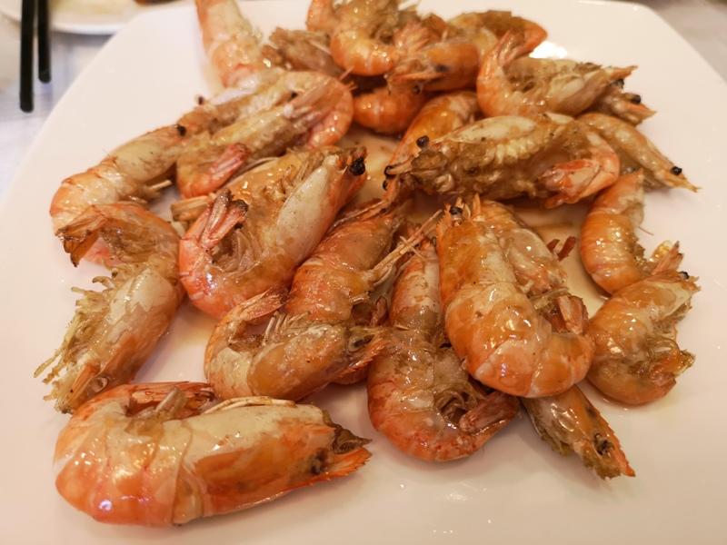shanghaifood05 Shanghai-翠亭酒家(南京路步行街旁) 簡單甜甜的上海菜