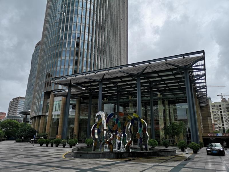sheratonshanghai02 Shanghai-Sheration Grand Shanghai上海浦東喜來登由由便宜住