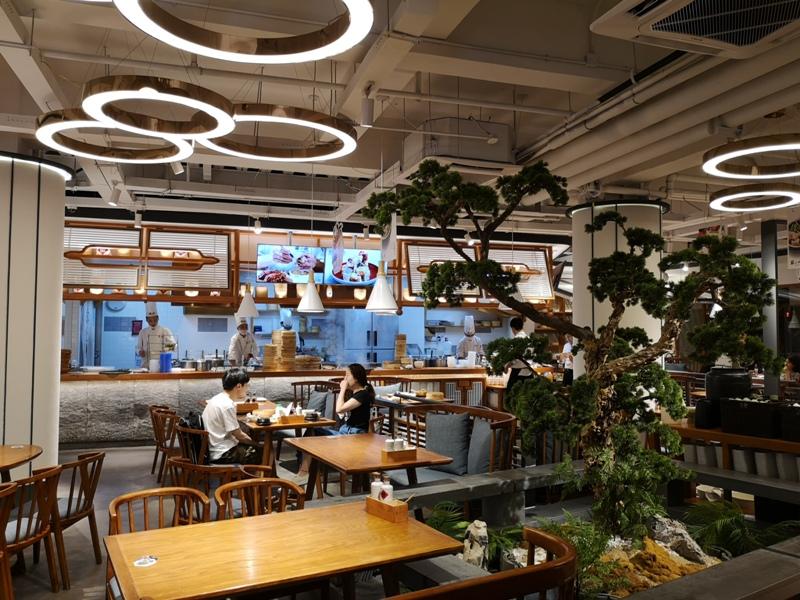 suxiaoliu09 Shanghai-蘇小柳 上海的鼎泰豐?  中日混搭裝潢 環境舒適 品項選擇多的可口餐廳