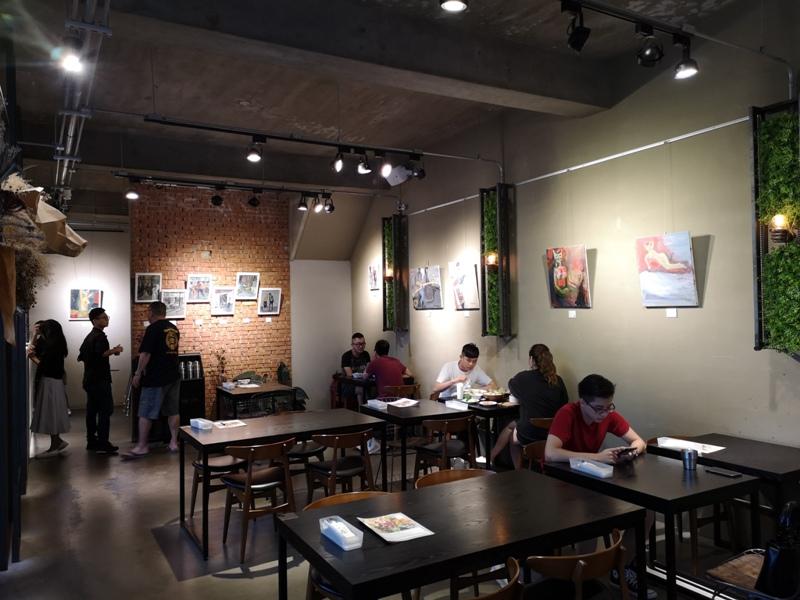 travelercafe07 楊梅-旅人咖啡 好不平凡的平凡老房子工業風