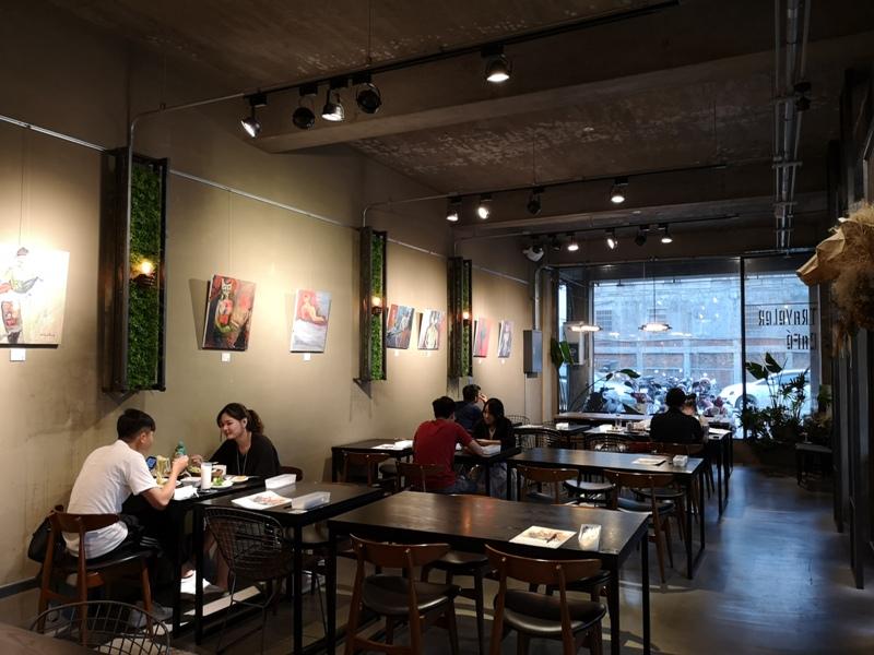 travelercafe08 楊梅-旅人咖啡 好不平凡的平凡老房子工業風