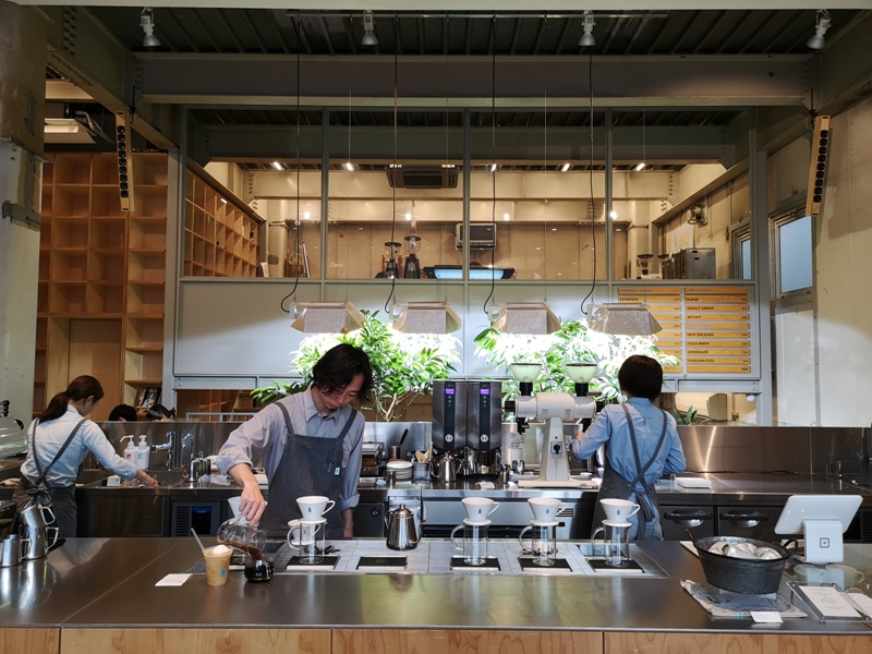 bluebottlenakameguro05 Nakameguro-Blue Bottle Coffee中目黑 滿滿文青氣氛