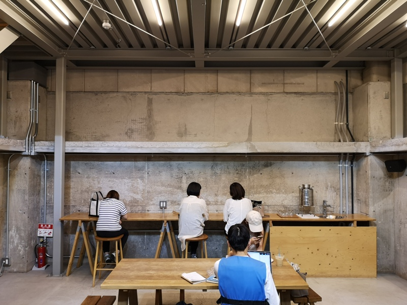 bluebottlenakameguro14 Nakameguro-Blue Bottle Coffee中目黑 滿滿文青氣氛