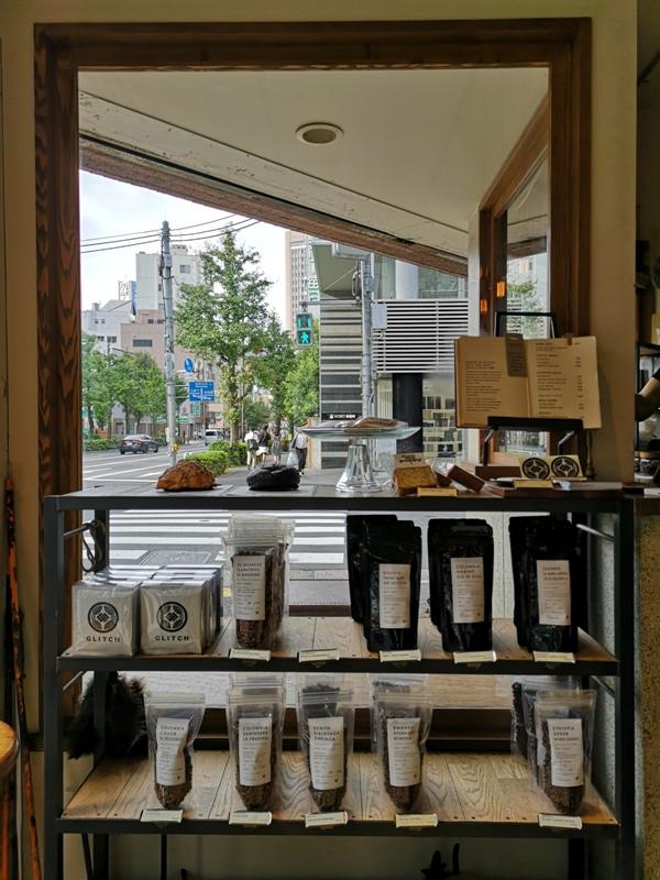 glitch06 Kanda-Glitch Coffee & Roasters神保町書店街 一杯咖啡配本書