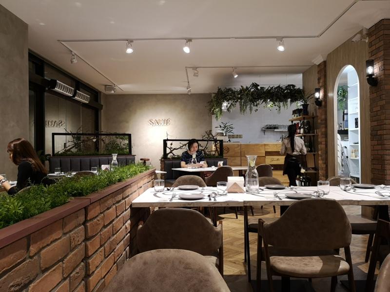 sauterestaurant08 竹北-Saute Restaurant 索鉄 可網美可美食