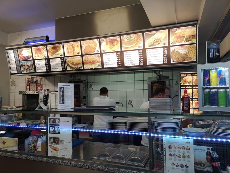 aydinkebap2 Salzburg-薩爾斯堡車站旁 簡單沙威瑪小店Aydin Kebap