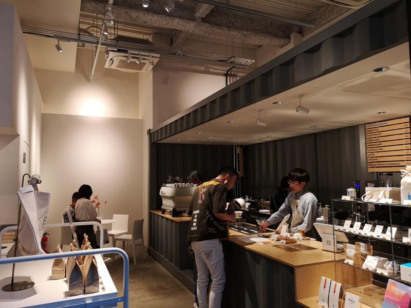 bluebottledaikanyama04 Daikanyama-Blue Bottle給時尚代官山簡約的一杯咖啡 藍瓶真好喝